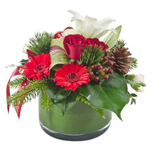 Send christmas flowers australia botanique s